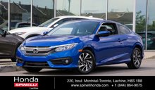 2016 Honda Civic Coupe LX MANUAL MAGS BAS KM