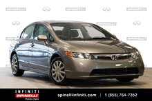 2007 Honda Civic Sdn LX // TRES PROPRE