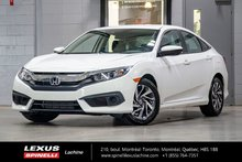 2018 Honda Civic Sedan CIVIC SE AUTO CAMERA DEMARREUR *SEULEMENT 9620KM*