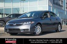 2010 Honda Civic DX-A AUTO AC TRES BAS KM