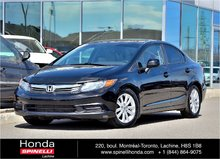 2012 Honda Civic EX-L CUIR TOIT GPS