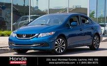 2014 Honda Civic EX MAGS TOIT BAS KM