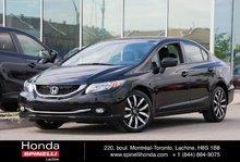2015 Honda Civic Touring CUIR TOIT GPS