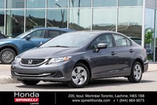 2015 Honda Civic LX AUTO **LIQUIDATION**