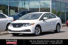 Honda Civic LX DEAL PENDING AUTO AUBAINE 2015