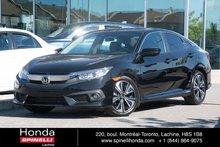 2016 Honda Civic EX-T 1.5 TURBO AUTO TOIT
