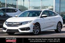 2017 Honda Civic EX  AUTO BAS KM