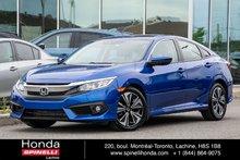 2017 Honda Civic EX-T 1.5 TURBO TOIT BAS KM