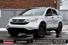 2011 Honda CR-V LX+FWD