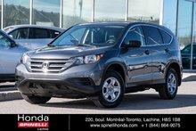 2014 Honda CR-V LX AWD TRES BAS KM