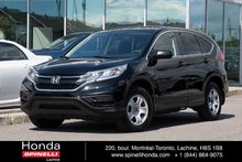 2015 Honda CR-V LX FWD BAS KM