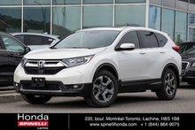 2018 Honda CR-V EX-L AWD COMME NEUF