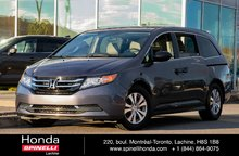 2016 Honda Odyssey SE 8 PASSAGERS BAS KM