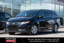 2016 Honda Odyssey SE 8 PASS
