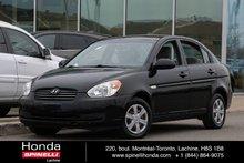 2007 Hyundai Accent GL AUTO AC **PNEUS HIVER**AUBAINE**