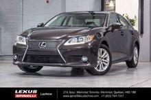 2015 Lexus ES 350 TOURING; CUIR TOIT GPS