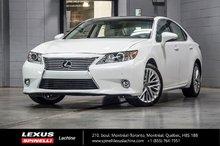 2015 Lexus ES 350 EXECUTIF; CUIR TOIT PANO GPS AUDIO LSS+