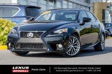 2014 Lexus IS 250 SPECIAL!! PNEUS D'HIVER