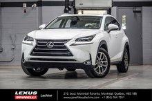 2015 Lexus NX 200t LUXE AWD; CUIR TOIT GPS CAMERA