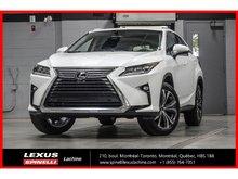 2018 Lexus RX 350L LUXE 6 PASSAGERS AWD; CUIR TOIT GPS LSS+