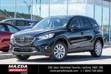 2016 Mazda CX-5 GS FWD GPS BLUETOOTH