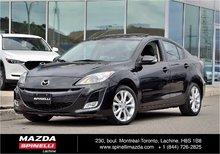 2010 Mazda Mazda3 GT AUTO TOIT CUIR