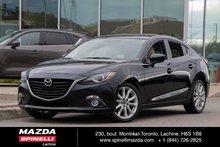 2015 Mazda Mazda3 GT MANUAL