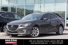 2015 Mazda Mazda3 GT AUTO A/C 186HP NAVI
