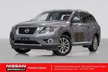 Nissan Pathfinder SL TECH AWD 2016