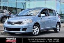 2010 Nissan Versa 1.8 SL BAS KM 8 PNEUS