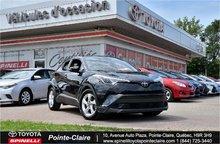 2018 Toyota C-HR XLE FWD $4300 DE RABAIS!!!!!
