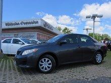 2009 Toyota Corolla B PKG $2000 DE RABAIS!!!!