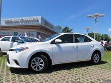 Toyota Corolla CE $1000  DE RABAIS!!!! 2014