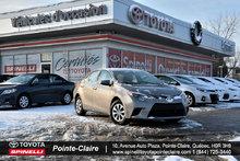 2014 Toyota Corolla LE ''ECO'' PKG