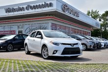 2014 Toyota Corolla LE UPGRADE PKG TOIT MAGS