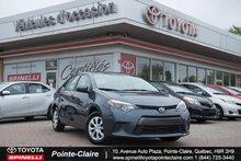 2015 Toyota Corolla *****ECO PKG CAM RECULE