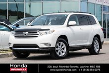 2012 Toyota Highlander 7 PASS 4WD MAGS
