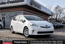 2014 Toyota Prius v *****Base