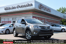 2014 Toyota RAV4 LIMITED AWD + GPS $3000 DE RABAIS!!!!!