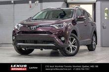 2016 Toyota RAV4 XLE FWD; BAS KILO TOIT CAMERA ANGLES MORTS MAGS