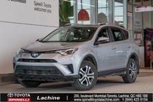 2017 Toyota RAV4 LE - FWD