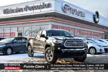 2016 Toyota Tacoma TRD SPORT 4X4 DOUBLE CAB+GPS!!!!