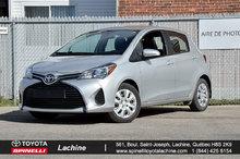 2015 Toyota Yaris HATCHBACK 5 PTES LE 4A