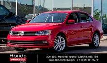 2015 Volkswagen Jetta Sedan HIGHLINE 1.8 TSI MANUAL