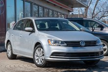2015 Volkswagen Jetta Sedan TRENDLINE PLUS  TOIT-MAGS!!!!