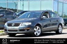 2010 Volkswagen Passat sedan COMFORTLINE CUIR WOW