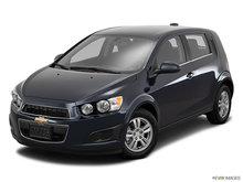 2016 Chevrolet Sonic Hatchback LT   Photo 8
