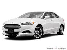 2016 Ford Fusion Hybrid TITANIUM | Photo 28