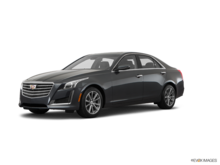 2017 Cadillac CTS Sedan Premium Luxury Collection AWD
