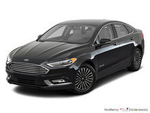 2017 Ford Fusion Hybrid TITANIUM | Photo 6